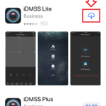 iDMSS Lite App for iOS iPhone iPad