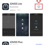 iDMSS Lite App for iOS iPhone iPad
